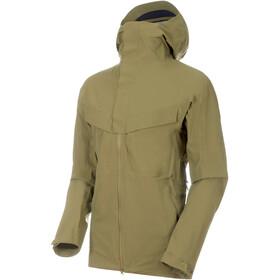 Mammut Zinal HS Hooded Jacket Men olive